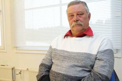 SKP:n kansanedustajaehdokas Pauli Schadrin peräänkuuluttaa koulutusmahdollisuutta jokaiselle samoin kuin arvokasta ikääntymistä hyvässä hoidossa.