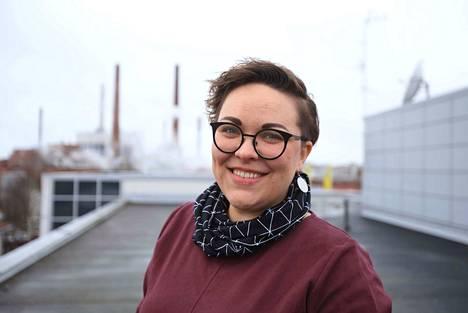 Yhteiskuntatieteiden kandidaatti Nella Keski-Oja aloittaa Valkeakosken Sanomien monimediatoimittajana 25. maaliskuuta.