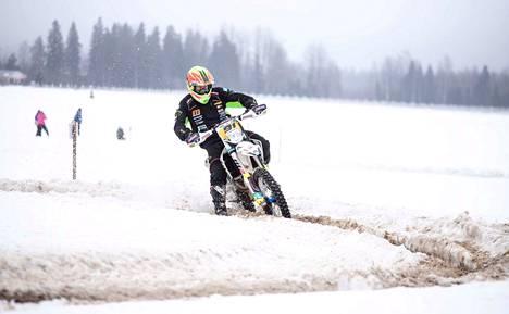 Roni Kytönen ajoi viime viikonloppuna ajetussa Päijänteen ympäriajon yleiskilpailussa kuudenneksi.
