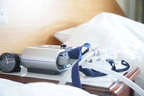 Uniapneaa hoitamalla voidaan päästä toisinaan eroon esimerkiksi verenpaine - ja masennuslääkkeistä.