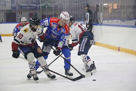 Anton Stråkan toisen erän alussa tekemä salamamaali 27 pelisekunnin jälkeen jäi ottelun voitto-osumaksi.