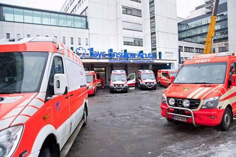 Pirkanmaan sairaanhoitopiirissä työskentelee kaikkiaan 8000 ihmistä.