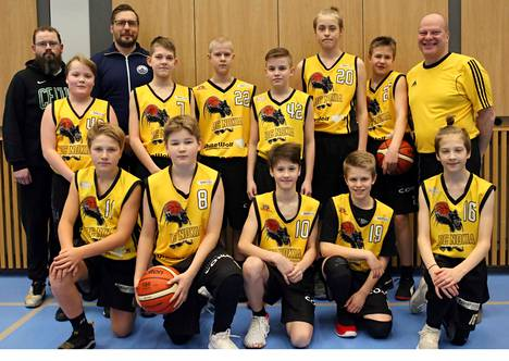 BC Nokian 06-ikäluokan joukkue osallistui tällä kaudella ensimmäistä kertaa kansainväliseen Baltian liigaan ja hyvällä tuloksella. Joukkue selvisi alkulohkosta pääsiäisenä Tartossa pelattavaan lopputurnaukseen.
