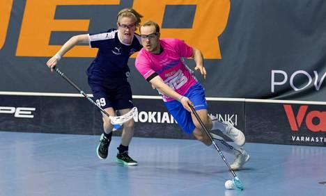 Ville Myllysen (oik.) Classic kukisti Akseli Paldaniuksen Nokian KrP:n A-poikien SM-sarjan kärkipään kamppailussa lukemin 7–4.