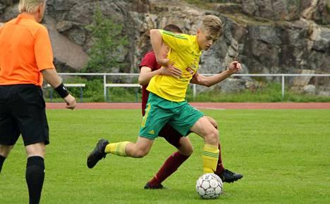 Viime syksynä Noel Hasan Ilves päätyi B-junioreiden SM-sarjassa kahdeksannelle sijalle, nyt keltapaidat ovat pienessä pinteessä kauden alkutaipaleella.