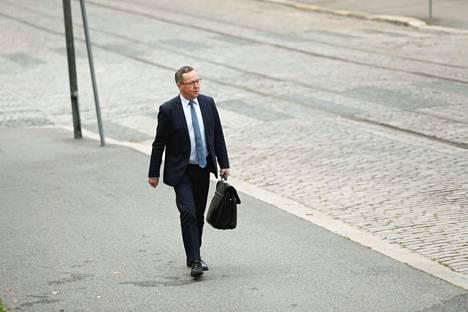Elinkeinoministeri Mika Lintilä (kesk.) ja yhdeksän muun EU-maan ministerit ottavat yhteisessä kirjoituksessa kantaa ydinvoiman puolesta.
