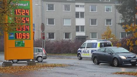 Poliisin Hälytykset