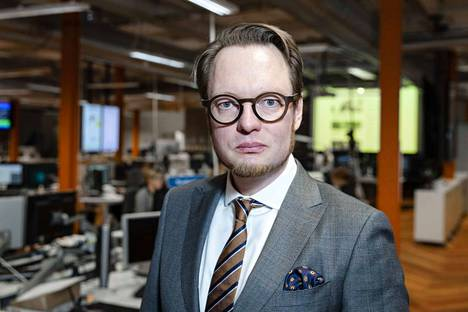 Sanoma on tunnistanut hyvän osaamisemme ja ymmärtää omaäänisen journalismin merkityksen, sanoo Aamulehden vastaava päätoimittaja Jussi Tuulensuu.