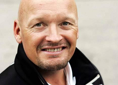 Finn Christian Jagge kuvattuna vuonna 2005.
