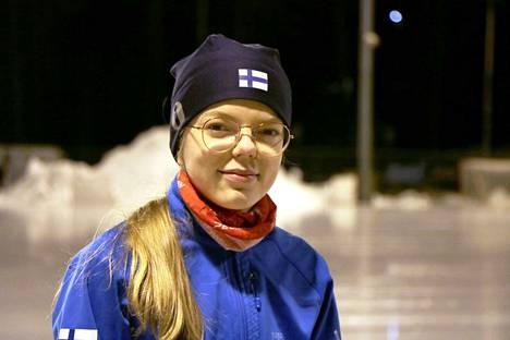 Harjavallan Työväen Urheilijoita edustava Hertta Rosendahl oli Nuoriso Cupin tyttöjen sarjassa toinen. Hän keräsi 79 pistettä.