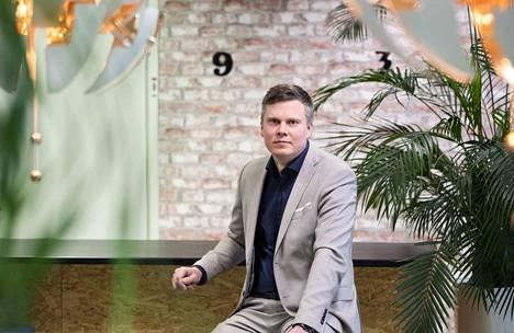 Enersensen toimitusjohtaja Jussi Holopaisen mukaan yhtiön tavoitteena on laajentaa toimintaa Itämeren alueen maihin.