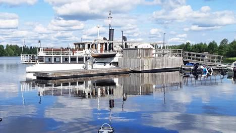 Ahtolan satamassa Keuruulla on siipirataslaiva Elias Lönnrotin kotisatama. Satamaan on suunnitteilla monenlaisia toimintoja.