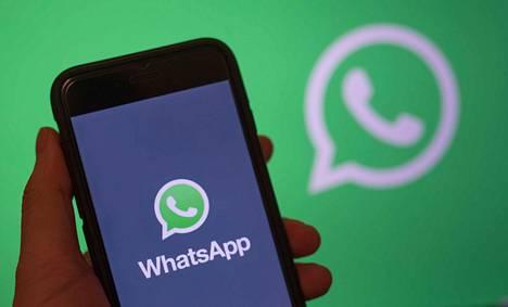 Hakkerit murtautuivat pikaviestisovellus Whatsappiin.