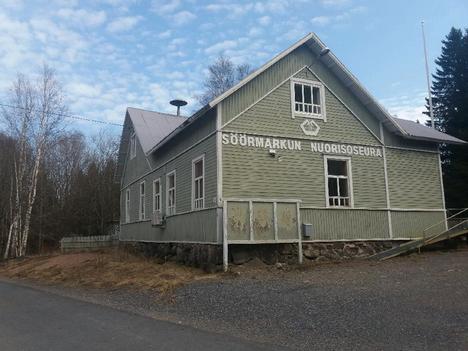 Söörmarkun Kylä- ja Nuorisoseura sai 9000 euron avustuksen.