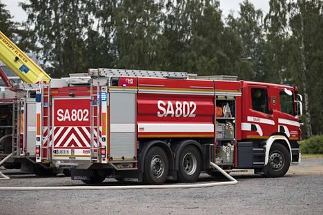 Pelastuslaitoksella oli Raumalla hämmentävä tehtävä.