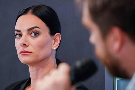 Venäjän yleisurheilun entinen supertähti Jelena Isinbajeva oli mukana päättämässä Rusadan vastauksesta.