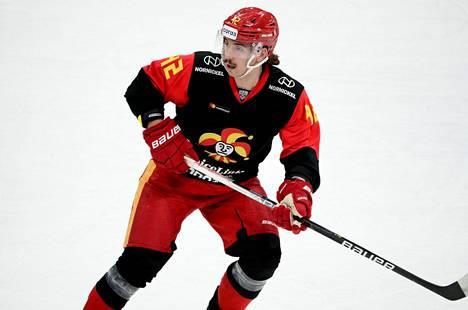 Hannes Björninen osui Jokereille torstaisessa Sibir-voitossa.