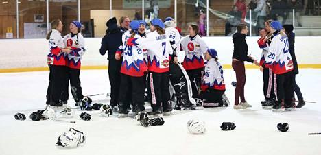Suomen mestaruus oli NoUlle seurahistorian kolmas.