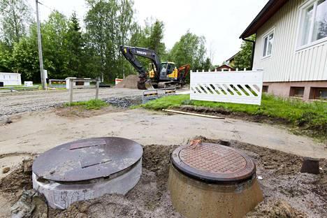 Haja-Asutusalueiden Jätevesiasetus