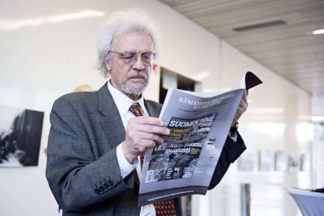 Pentti Arajärvi on yksi takavuosien opetusvirkamiehistä, joita on nyt syytelty suorastaan salaliitton omaisesta aivopesuoperaatiosta 1970-luvun suomalaisessa peruskoulussa.