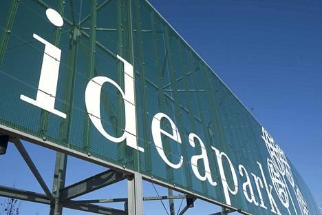 Särkänniemi lopettaa huvipuistotoimintansa Ideaparkissa.