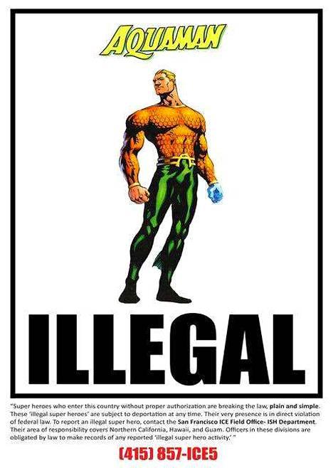 Laiton Maahanmuuttaja