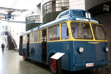 Lavian Linja-Automuseo