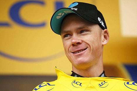 Christopher Froome johtaa kilpailua 12 etapin jälkeen. Britti hakee kolmatta voittoaan Ranskasta.