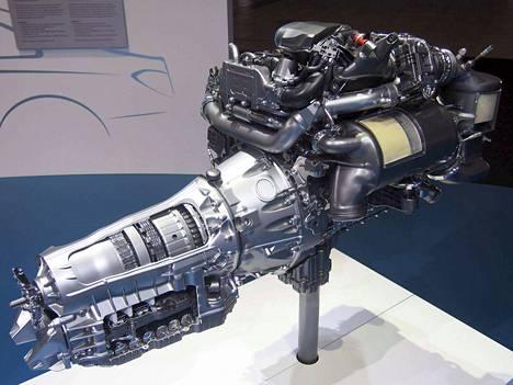 Bensaa Dieselin Sekaan