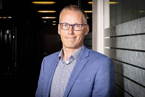 Tampereen kaupungin tietohallintojohtaja Jarkko Oksala korostaa kyberasioissa yhteistyön merkitystä.