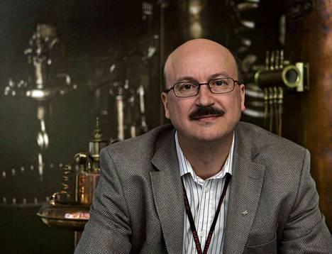 Kai Hilden toimi Elektrobitin liiketoiminta-alueen johtaja vuonna 2005.