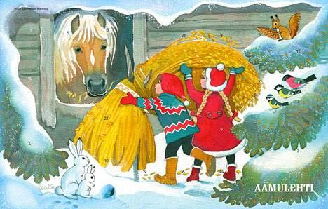 Aamulehden Joulukalenteri