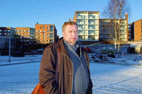 Jussi Lähde haluaa oppia uutta työn kautta. Helmikuun alussa hän siirtyy Hevosurheilusta Kuusikkoaho-nimiseen yhtiöön, joka kehittää työelämän jälkeisiä asuinympäristöjä.