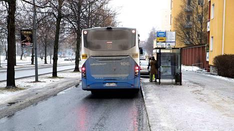 Missä Bussi Menee