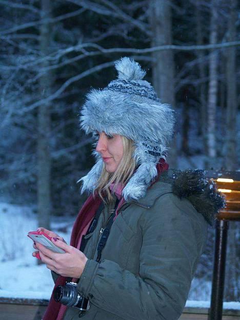Veronika Tomanova kirjoittaa VeronikasAdventure.com-blogia.