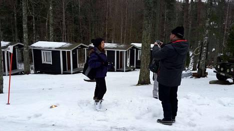 Paul Farruggian ja Karen Sargentin kuulumisia löytyy blogista osoitteessa www.globalhelpswap.com.