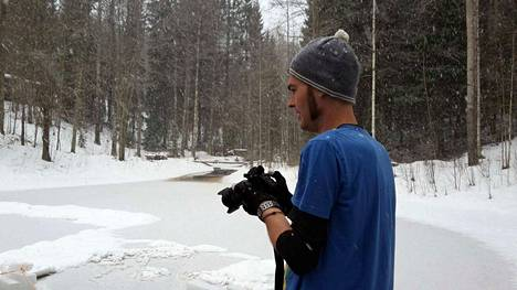 Derek Freal on tottunut kylmään, vaikka matkaileekin useammin lämmössä.