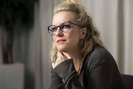 Laura Voutilainen on pohjimmiltaan heittäytyjä, joka nauttii hulluttelusta.