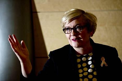 Ministeri Anu Vehviläinen vastasi kirjalliseen kysymykseen, joka koski Maakuntien Tilakeskus Oy:n tekemiä rekrytointeja.