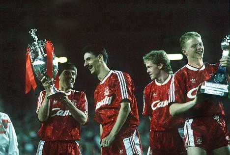 Jos kausi pelataan loppuun, Liverpool juhlii ensimmäisen kerran mestaruutta sitten kevään 1990.