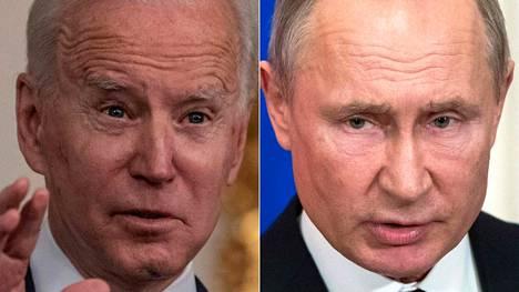 Sekä Suomi että Itävalta ovat tarjoutuneet isännöimään Bidenin ja Putinin tapaamista.