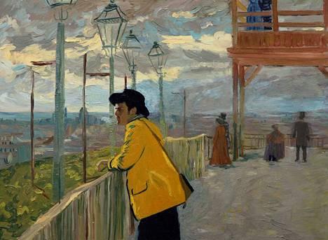Vincent van Goghin maalausten tyyliin toteutettu animaatio kertoo taidemaalarin elämästä ja kuolemasta. Päähenkilönä on postinkantaja, jolla on kuljetettavanaan Vincentin viimeinen kirje.