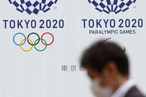 Tokiolaiset eivät haluaisi tällä hetkellä olympialaisia kotikaupunkiinsa.