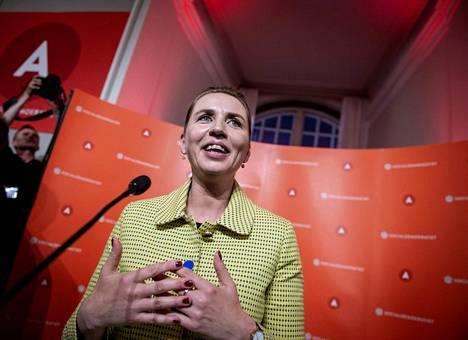 Mette Frederiksen on todennäköisesti seuraava Tanskan pääministeri.