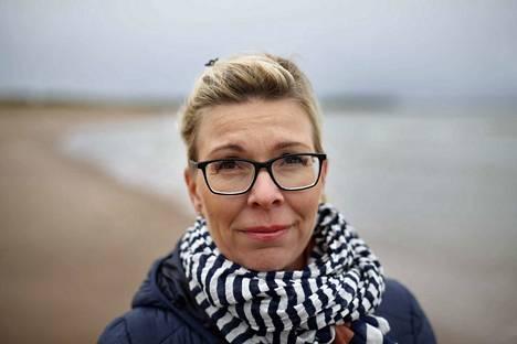 Marja Tomberg jää ikävöimään Kankaalta saamaansa hyvää mentorointia. He olivat yhteyksissä viikoittain.
