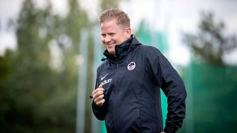Musan Salaman päävalmentaja Ville Ulanen oli tyytyväinen joukkueensa esitykseen.
