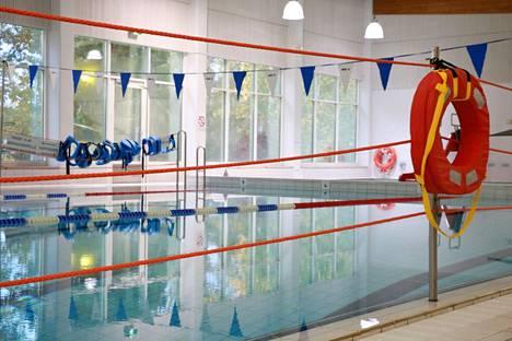 Tervakosken uimahallin alustava ohjelma ensi keväälle asti on julkaistu.