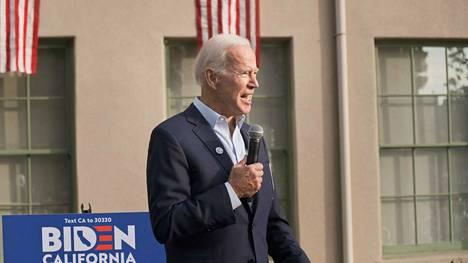 Joe Biden on kertonut haluavansa varapresidentikseen naisen.