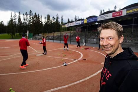 Matti Helimo toimi Mansen puheenjohtajana alkuvuodesta 2019 syksyyn 2021.