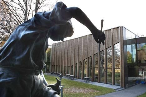 Serlachius-museot Gösta ja Gustaf ovat  Mänttä-Vilppulan kaupungin matkailun vetureita. Kuva Göstasta.